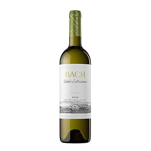 Bach Viña Extrísima - Vino Blanco Seco - 0.75 L