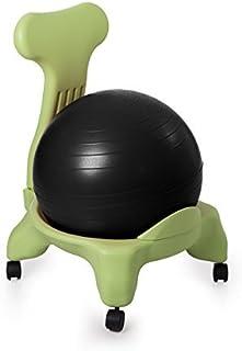 Kikka Active Chair - Silla ergonómica con pelota de ejercicio