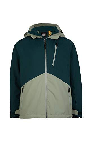O'Neill Herren Aplite Jacket Snow, Panderosa Pine, XL