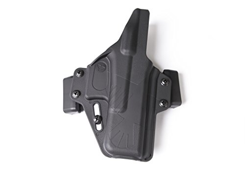 Raven Concealment Systems Perun OWB Holster fits Glock 19/19x/23/26/32/44/45