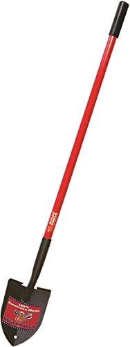 Bully Tools 92710 Floral Spade. Long American Ash Handle. Running Change to Fiberglass.