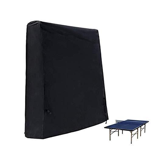 LJIANW Funda Protectora Muebles Jardín, Cubierta De Tenis De Mesa Impermeable A Prueba De Polvo Protección contra La Nieve Cubierta De Mesa De Ping Pong for Exterior E Interior