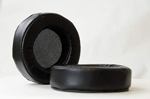 Dekoni Audio Replacement Ear Pads Compatible with Beyerdynamic DT Series Headphones Choice (Choice Leather)