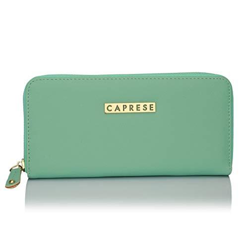 Caprese Vini Women's Wallet (Aqua)