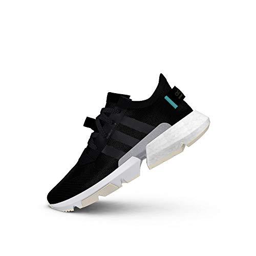 adidas Damen Pod-S3.1 Freizeit-Sneaker, Schwarz (schwarz), 36 EU