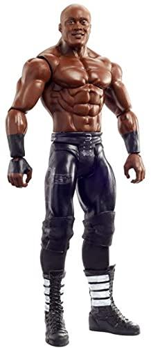 WWE Figura de acción Bobby Lashley, muñeco articulado de juguete para niños +6...