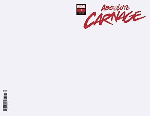 ABSOLUTE CARNAGE #1 BLANK VAR