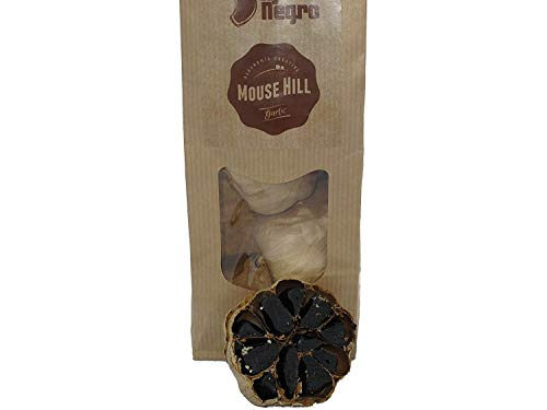 Schwarzer Knoblauch aus Las Pedroñeras / Spanien | 10 Knollen | 90 Tage fermentiert