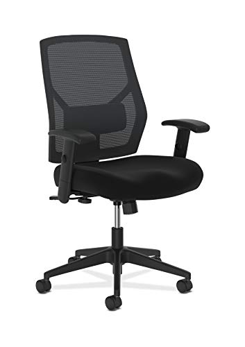 HON Crio High-Back Task Chair - Fabric Mesh Back Computer Chair for Office Desk,...