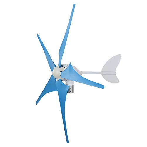Oyunngs Stable Wind Genertor Kit, 200W Wind Generator with Controller Power Supply Energy Utilization for Street Lights(DC12V)