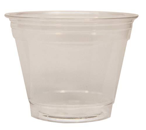 Paper Cup Company 9oz/12oz/16oz/20oz Premium heldere plastic koude dranken Milkshake Smoothie bekers