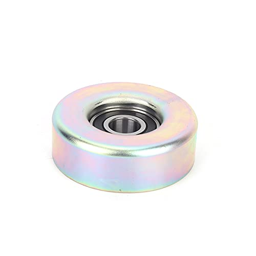 Belt Pulley Tensioner, Drive Belt Tensioner Assembly with Pulley, Fits for 38942-PWA-004