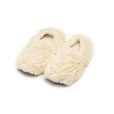 CREAM WARMIES Cozy Plush Body Slippers