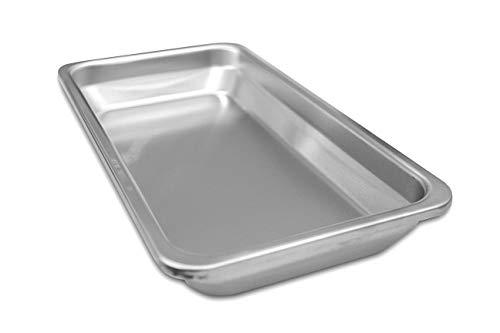 intergrill 800° Grill Gastroschale 29 x 15,8 x 4 cm für Standard Pure Light Elektrogrill Grillschale Auffangschale Fettschale Behälter Restaurant
