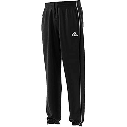 adidas Herren CORE18 RN PNT Sport Trousers, Black/White, 2XL