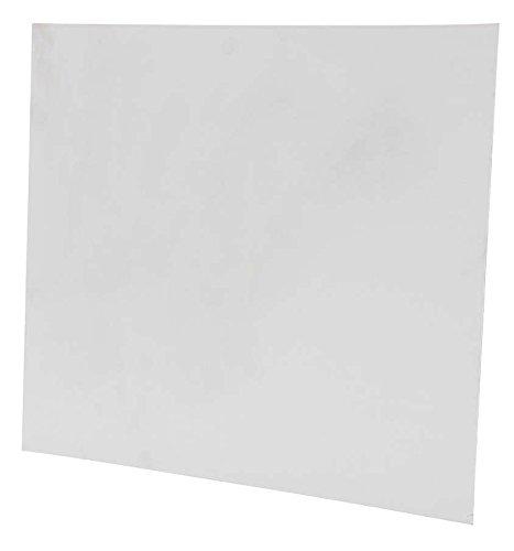 COMPACTOR Crédence Murale pour Cuisine, Aimantée, Acier Inoxydable, Argent, Épaisseur 0,6mm, 50 x 60 cm, RAN6471