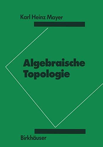 Algebraische Topologie