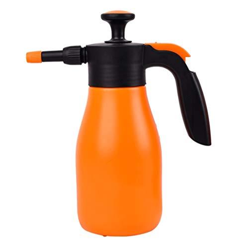 GHKWXUE Handgartensprüher, Rasen- und Gartenwasserpumpe Drucksprüher-für Haushaltsreinigung, Gartenbewässerung (1 l / 1,5 l / 2L orange) (Color : Orange, Size : 2L)
