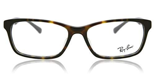 Ray-Ban 0RX5318D-55-2012 Gafas de lectura, Havana, 55 para Hombre
