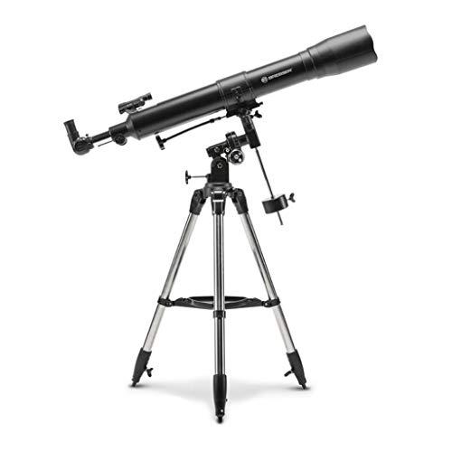 RUIRUI astronomische telescoop 80 mm en 900 mm brandpuntsafstand 270-voudige vergroting draagbare telescoop met verstelbaar statief en zoekervizier 2 oculairs voor beginners kinderen
