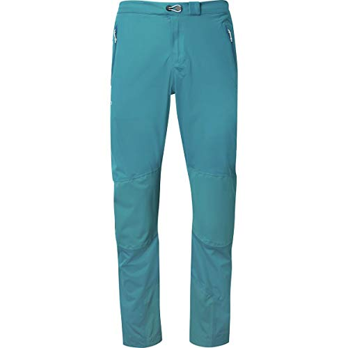 RAB Kinetic Alpine Pants - Men's, Azure, 2XL, QWF-73-AZ-XXL