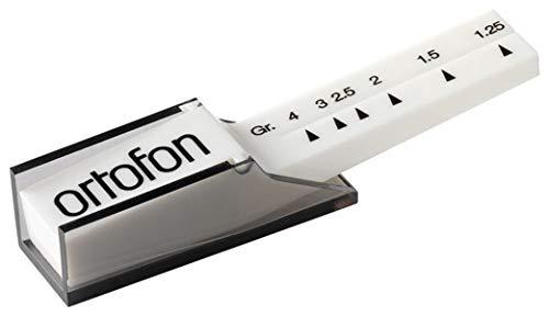 Medidor de Pressão por Escala para Força de Rastreamento de Agulhas de Toca Disco Ortofon