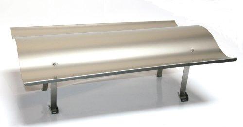 Euro Windkat GmbH Kaminhaube klappbar Edelstahl 70 x 100cm
