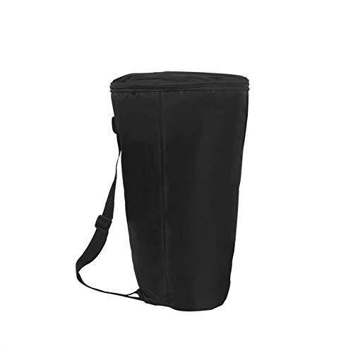Tessuto Djembe Drum Carry Custodia morbida Gig Bag per 12 pollici African Drum Percussion