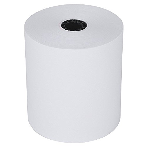 """Ritemade 15-149 POS Cash Register Thermal Paper Roll Tape 2 1/4"""" X 80' with 1/2"""" Core (50 Rolls Per Case) -  Rite Made Paper Converters Inc"""