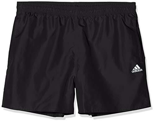 adidas Herren SOLID CLX SH SL Swimsuit, Black, 10