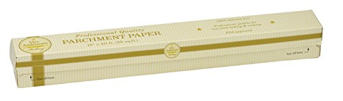 Mrs. Anderson's Baking Non-Stick Parchment Paper, Professional Quality, 25-Square-Feet, 15-Inches x 20-Feet
