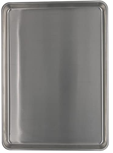 Chef Select Commercial Grade Mega Aluminum Baking Sheet, 21 x 15-Inches, Heavy Gauge Cookie Sheet Pan