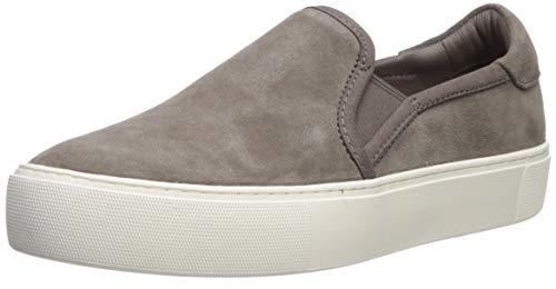 UGG Women's JASS Sneaker, mole Suede, 8 M US