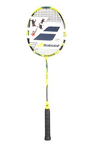 Babolat Raquette de badminton Prime - Lite avec sac isotherme