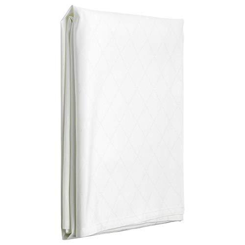 Ikea FULLKOMLIG - Mantel (145 x 240 cm), color blanco