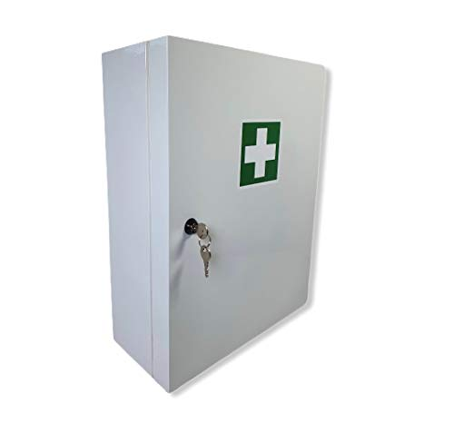FAP Medizinschrank D Arzneischrank Metallschrank Medikamentenschrank ohne Füllung