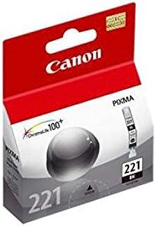 Canon CLI-221 Black Ink Tank Compatible to MP980, MP560, MP620, MP640, MP990, MX860, MX870, iP4600, iP3600, iP4700