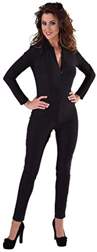 M216183-XL - Disfraz de polica para mujer (talla XL), color negro
