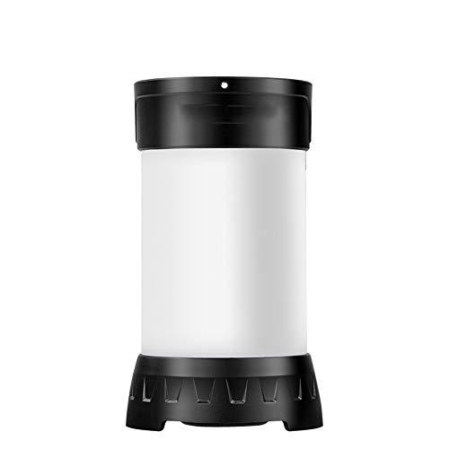 ZFH Linterna de Camping con energía Solar portátil Lámpara LED Multifuncional Uso Recargable USB como huracán Excursiones al Aire Libre Senderismo Herramienta Esencial de Emergencia