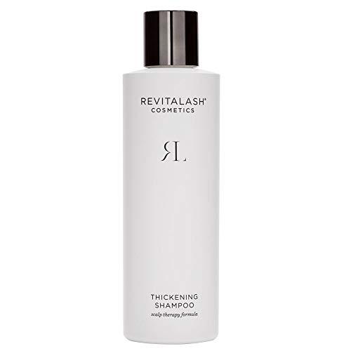 RevitaLash Cosmetics Thickening Shampoo- Scalp Therapy Formula, Hypoallergenic & Cruelty Free, 8.5 Fl Oz