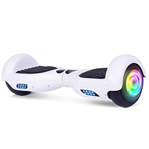 SISIGAD Hoverboard for Kids, 6.5 inch Classic Model Hover Board (No Bluetooth)
