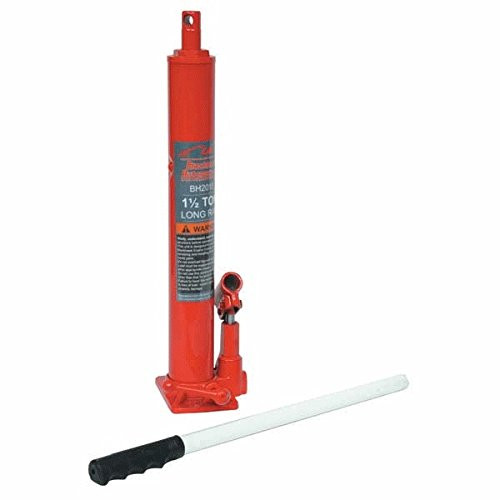 Best Review Of Blackhawk BH2015 Hydraulic Long Jack (1-1/2 Ton)