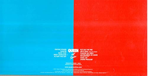 Queen – Hot Space (Limited Edition) [Vinyl LP] - 3