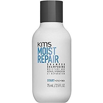KMS California Moistrepair - Champú hidrata y repara daños (75 ml)