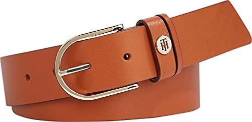 Tommy Hilfiger Damen Classic Belt 3.5 Gürtel, Cognac, 100