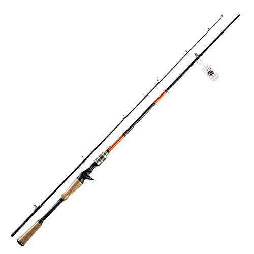 JOHNCOO Ruffy Caña de Pescar Spinning Rod 1.98m/ 2.1m/ 2.4m Fishing Rod...