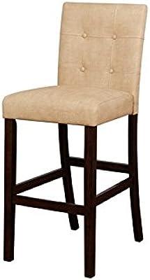 Admirable Amazon Com Abbyson Living Annalise Fabric Nailhead Trim Bar Andrewgaddart Wooden Chair Designs For Living Room Andrewgaddartcom