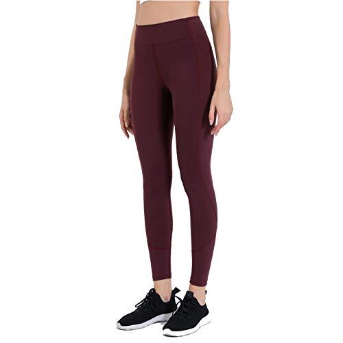 LBBL Leggings, Super Soft Hip Up Yoga Fitness Pants Women Stretchy Sport Tights Anti-sweat High Waist Gym Athletic Leggings Tights Leggings (Color : D, Size : Medium)