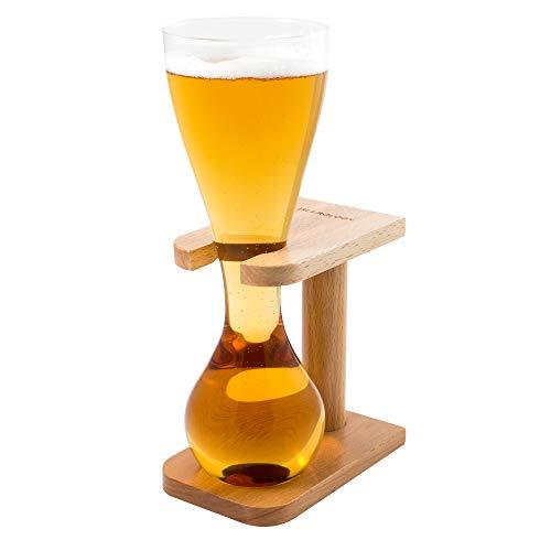 Bicchiere da birra Quarter Yard beerology