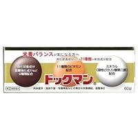 【指定第2類医薬品】ドックマン 60錠 ×5
